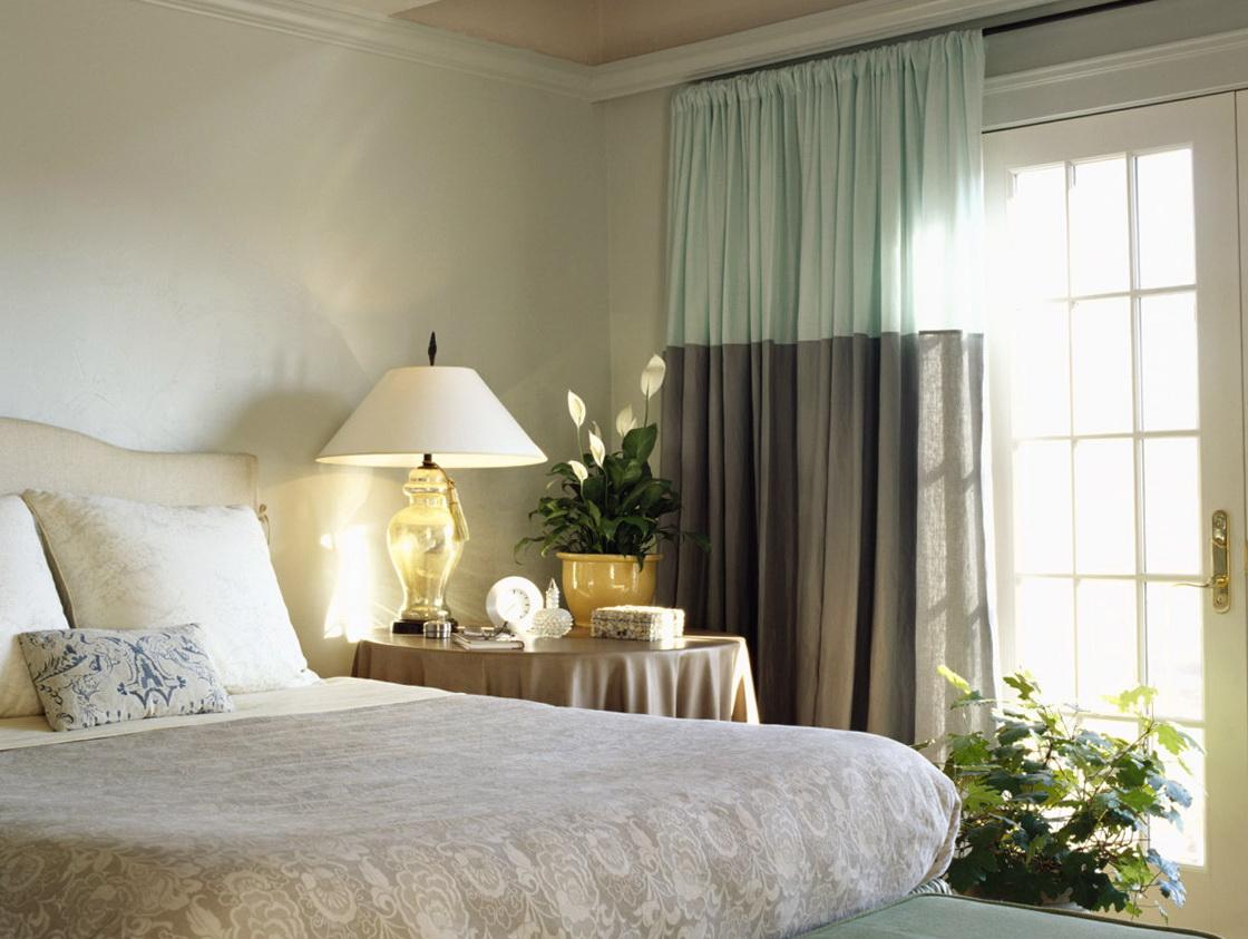 Modern Curtain Ideas For Sliding Glass Doors