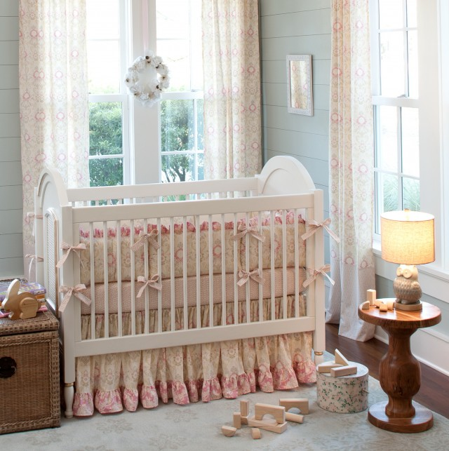 Nursery Bedding And Curtain Sets