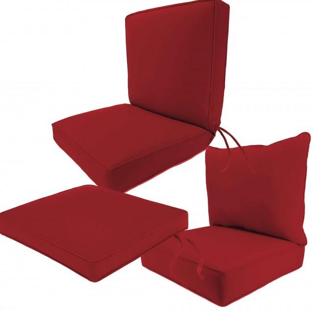 Outdoor Sunbrella Cushions Deep Seating