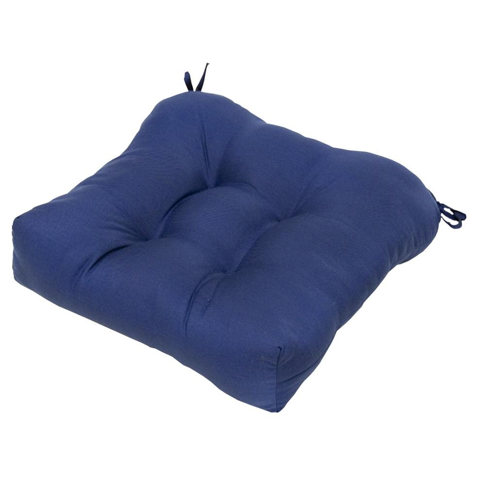 Patio Furniture Blue Cushions