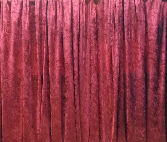 Pink Velvet Curtains Ebay