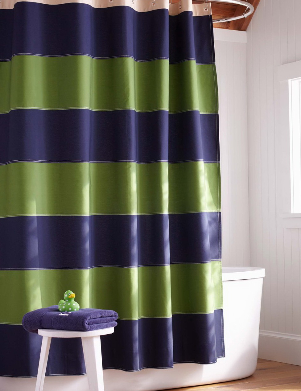 Purple And Lime Green Curtains