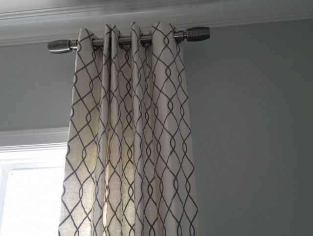 Short Rods For Curtains