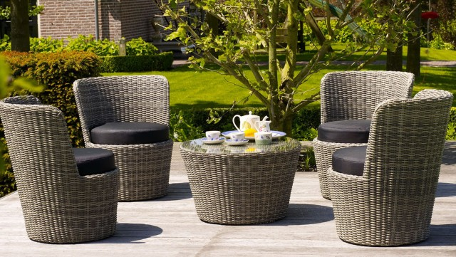 Wicker Patio Cushions Clearance
