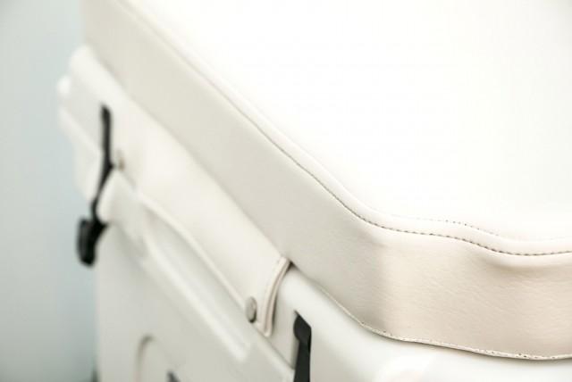 Yeti Cooler Cushion Installation