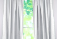 108 Inch Curtains White