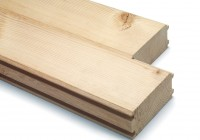 2×6 Tongue And Groove Roof Decking Span