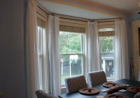 3 Bay Window Curtain Ideas