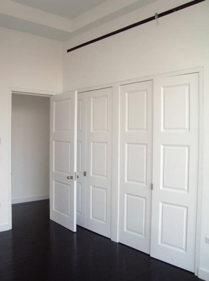 Permalink to 3 Panel Bifold Closet Doors