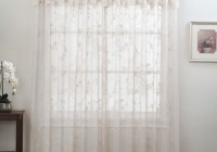 63 Inch Curtains With Attached Valance