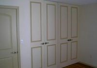 96 Inch Louvered Bifold Closet Doors