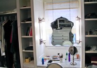 Closets Makeup Custom Closet Build