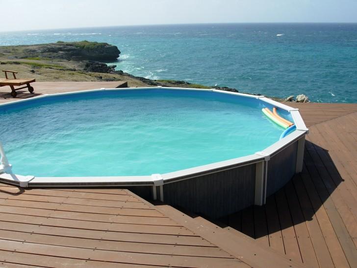 Permalink to Above Ground Pool Decks Ideas