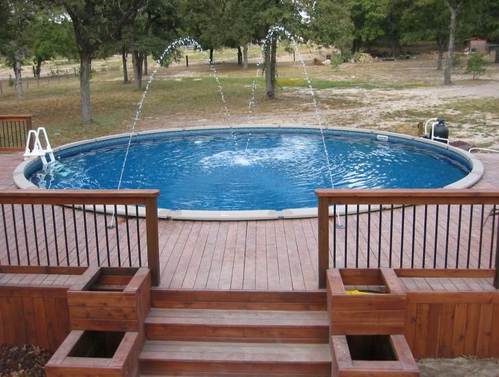 Permalink to Above Ground Pool Decks On Hillside