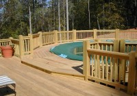 Above Ground Pools And Decks Prices