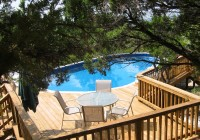 Above Ground Pools With Decks For Sale