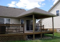 Add Roof To Deck