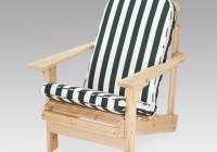 Adirondack Chair Cushions Sunbrella