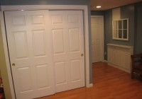 All Wood Closet Doors