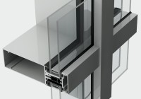 Aluminium Curtain Wall Design