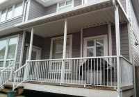 Aluminum Awnings For Decks