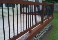 Aluminum Deck Balusters Discount