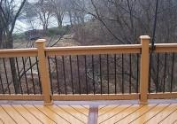 Aluminum Deck Railing Ideas