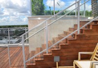 Aluminum Deck Railing Systems Home Depot