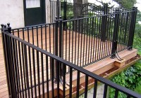 Aluminum Deck Railings Edmonton
