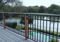 Aluminum Deck Railings Home Depot