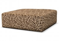 Animal Print Ottomans Sale