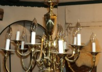Antique Brass Chandeliers Ebay