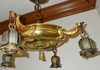Art Deco Chandelier Ebay