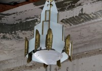 Art Deco Chandelier Reproduction