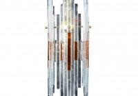 Art Glass Chandelier Modern