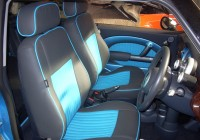 Auto Seat Cushion Repair