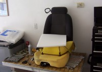 Auto Seat Cushion Replacement