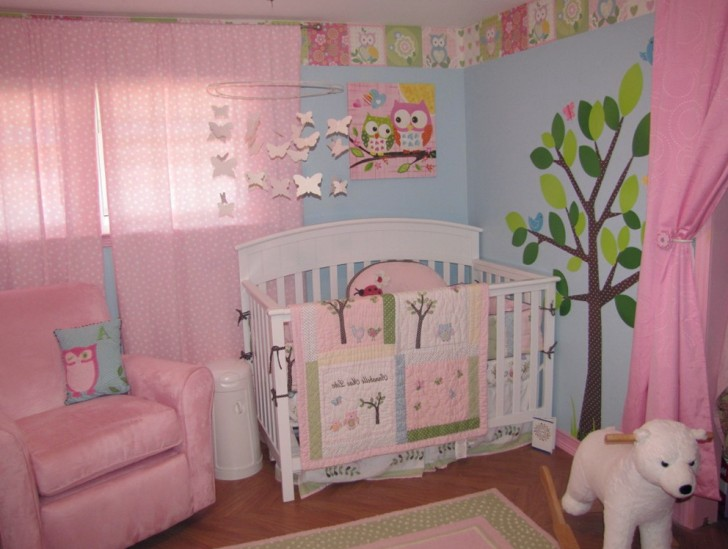 Permalink to Baby Girl Owl Curtains