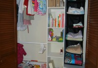 Baby Hanging Closet Organizer