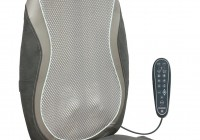 Back Massage Cushion With Neck Kneading
