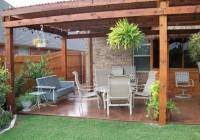Back Patio Deck Designs