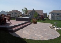 Backyard Composite Deck Designs