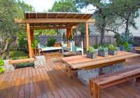 Backyard Covered Deck Ideas