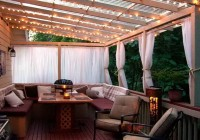 backyard deck patio ideas pictures