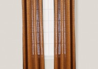 Bamboo Curtain Panels 96