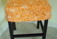 bar stool cushions square
