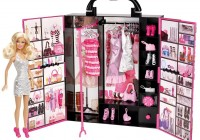 Barbie Closet For Clothes