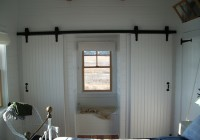 Barn Door Closet Ideas