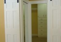 Barn Door Style Closet Doors