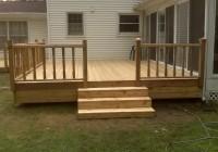 Basic Deck Plans Free